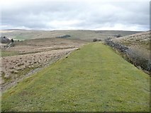 SD7992 : The former railway line to Hawes by Christine Johnstone