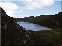 NG5739 : Loch na Meilich by Douglas Nelson