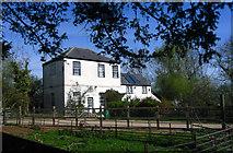SP4808 : Church Farm House by Des Blenkinsopp