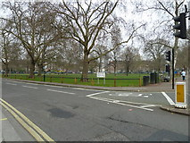 TQ2576 : Putney Bridge to Parsons Green and back via Hurlingham (69) by Basher Eyre