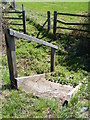 TM2852 : Steps to the Restricted Byway to Bnyg Hall Road,Ufford by Adrian Cable