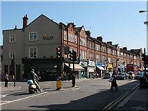 TQ2672 : Shops on Garratt Lane (1) by Stephen Craven