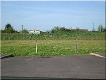 SO9568 : New Building Plot , Buntsford Hill by Rob Newman