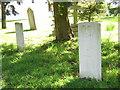 TQ3760 : War graves (First World War), St Mary the Virgin, Farleigh by Christopher Hilton
