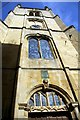 SO8554 : Tower of St Swithun's Church, Worcester by Tiger