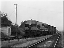 G6727 : Train at Collooney Junction by The Carlisle Kid