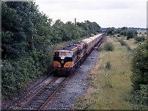 N8839 : Train at Kilcock by The Carlisle Kid