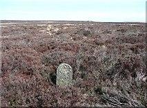 SD9620 : Boundary Stone #2 by Humphrey Bolton