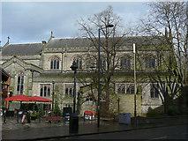 SK3436 : St Werburgh's Church by Alan Murray-Rust