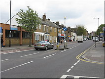 TQ2284 : Willesden - Dudden Hill Lane at Colin Road by Peter Whatley
