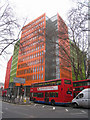 TQ3081 : Bright colours in central London by Given Up