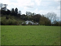 SO8252 : House at Ham Hill by Andrew King