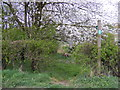 TM3066 : Footpath to the A1120 by Adrian Cable