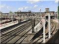 SJ9122 : Stafford Station by David Dixon