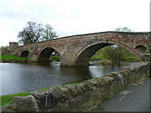 NT5173 : The Nungate Bridge over the River Tyne by kim traynor