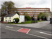 SJ8993 : Broadstone Mill, Reddish by David Dixon