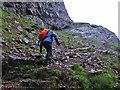 NN1672 : Ledge Route by John Dyason
