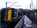 NS2875 : Class 380 train at Whinhill by Thomas Nugent