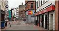 J3374 : Chapel Lane, Belfast (3) by Albert Bridge