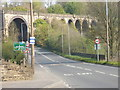 SE1426 : Disused viaduct by SMJ