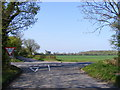 TM3263 : Low Road, Cransford by Adrian Cable