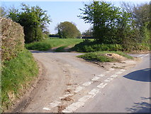 TM3464 : Mill Road, Sweffling by Adrian Cable