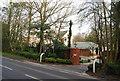 TQ2293 : Edge Hill Manor, Highwood Hill by N Chadwick