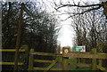 TQ2293 : Footpath off Hendon Wood Lane by N Chadwick