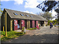 SD7314 : Jumbles Country Park Visitor Centre by David Dixon
