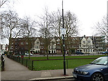 TQ2576 : Putney Bridge to Parsons Green and back via Hurlingham (102) by Basher Eyre
