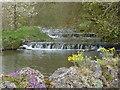 SK2264 : River Lathkill, Alport by Andrew Hill