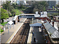 TQ8009 : St Leonard's Warrior Square Railway Station by Oast House Archive