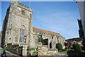 TQ8209 : Church of St Clements by N Chadwick