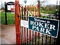 NZ4059 : Welcome to Roker Park by Stanley Howe