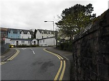 NN1073 : Parade Road, Fort William by Kenneth  Allen