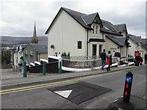 NN1073 : Caberfeidh Guest-house, Fort William by Kenneth  Allen