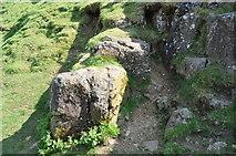 SK1482 : Cave Dale Basalt by Ashley Dace