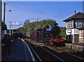 S5741 : Steam train at Thomastown station by The Carlisle Kid