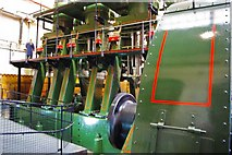 SK3588 : River Don Engine by Glyn Baker