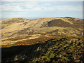 NN9233 : Looking to Meall nan Caorach from Meall Reamhar by Iain A Robertson