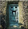 J5161 : Flush Bracket, Killinakin Triangulation Pillar by Rossographer