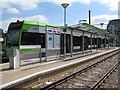 TQ3769 : Beckenham Junction tram station (2) by Mike Quinn