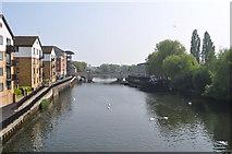TL1998 : The River Nene by Ashley Dace