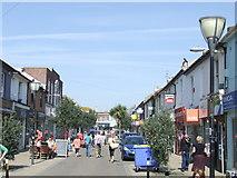 TQ2804 : George Street, Hove by Malc McDonald
