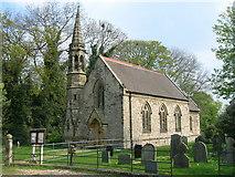 SE7051 : St Paul's Church, Kexby by JThomas