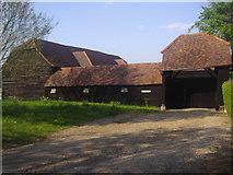 SP9900 : Barn on Codmore Wood Road by David Howard