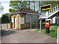 TQ7612 : Crowhurst Station by Oast House Archive