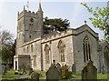 ST6464 : St Mary's church, Compton Dando by Neil Owen