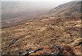 NM9564 : Moorland slopes on north side of Glen Gour by Trevor Littlewood