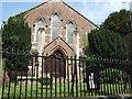 SS8202 : Sandford Congregational church by David Smith